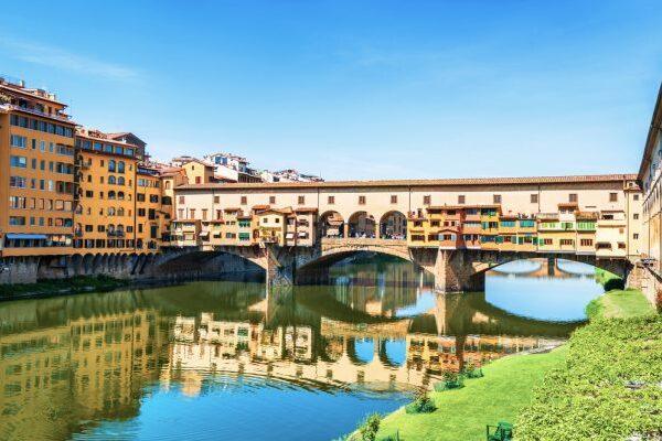 Florence - Ponte Vecchio, the old bridge
