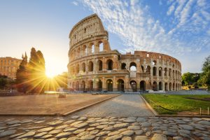 Highlights of Rome & Vatican City - the Colosseum