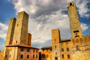 San Gimignano - the Manhattan of Tuscany - and its towers