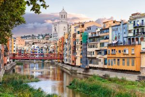 "Girona - the ""Call"" Jewish quarter"