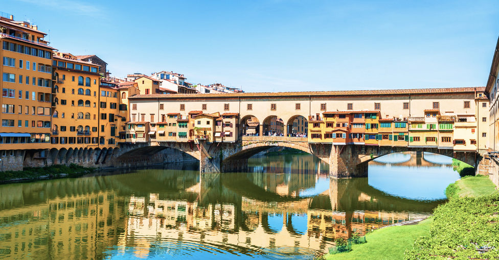 Florence - Ponte Vecchio, the old bridge